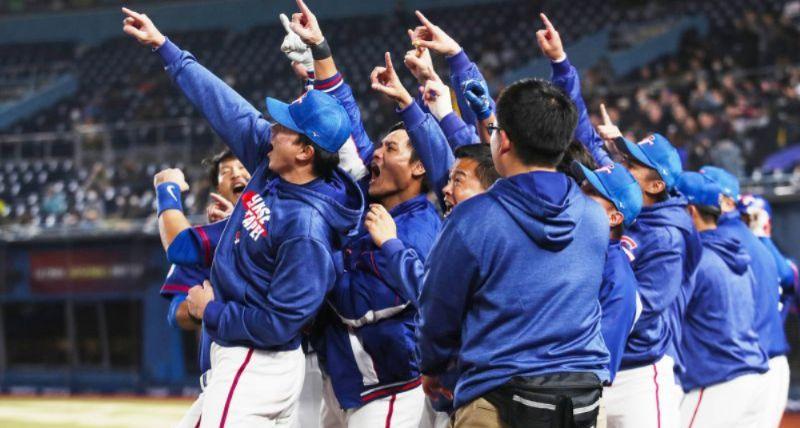 中華棒協將組隊參加五搶一東京奧運資格賽,你(妳)贊成嗎?